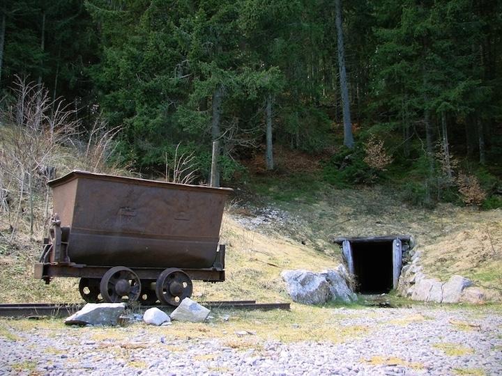Bergbau im Schwarzwald | © panthermedia.net /Gerhard Polzin