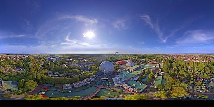 Blick über den Park - Quelle: Europa-Park